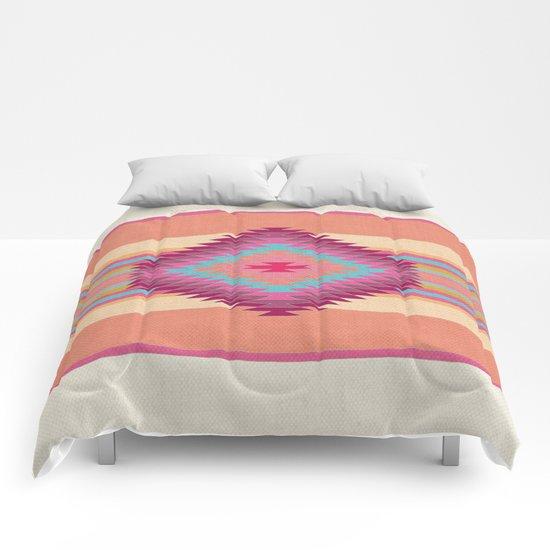 FIESTA (pink) Comforters