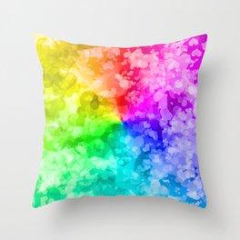 LGBT Love Gay Pride Throw Pillow