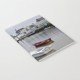 the sunken ship--more vibrant Notebook
