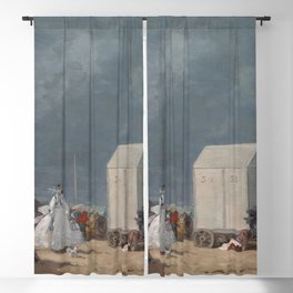 Eugne Boudin - Approaching Storm Blackout Curtain