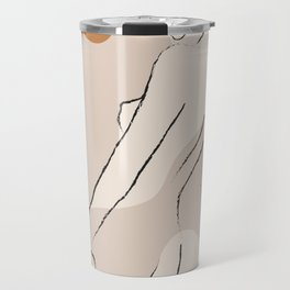 Nude 2 Travel Mug