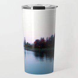 the lake Travel Mug