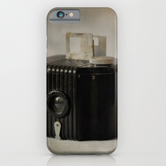 Baby Brownie iPhone & iPod Case