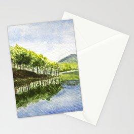 Tuyen Lam Lake in Da Lat Stationery Cards