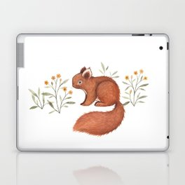 Furry Squirrel Laptop & iPad Skin