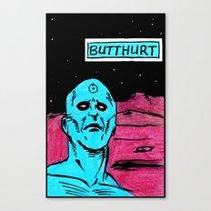 Butthurt PhD Canvas Print