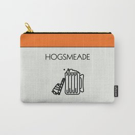Hogsmeade Monopoly Location Carry-All Pouch