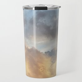 Painted Clouds Travel Mug
