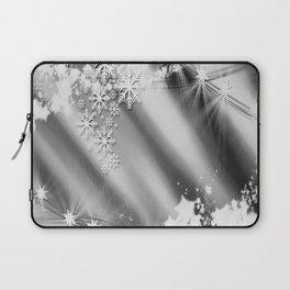 Christmas background Laptop Sleeve