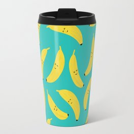 Happy Bananas Travel Mug