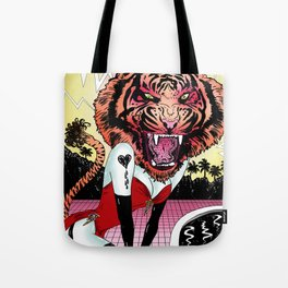 Oh, Tiger! Tote Bag