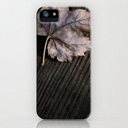 the lifelines of fall 2 iPhone Case