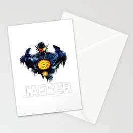 PacificRim Jaeger Stationery Cards