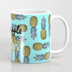 Pineapple Addict Mug