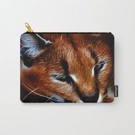 Karakul wildcat Carry-All Pouch