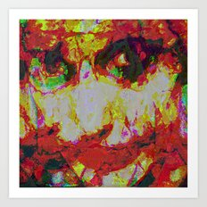 I'm the Joker Art Print