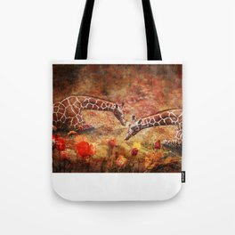 Garden Whimsey Tote Bag