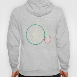 Cycling Forever | Penny Farthing High Wheel Hoody