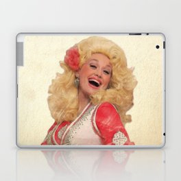 Dolly Parton - Watercolor Laptop & iPad Skin