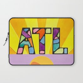 Atlanta Sunburst Laptop Sleeve