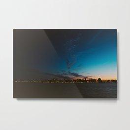 Halifax, Nova Scotia, Canada, skyline at sunset Metal Print