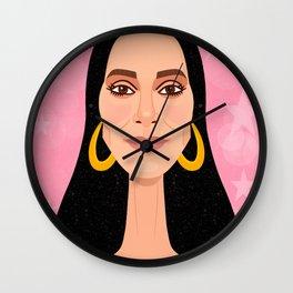 Cherilyn Sarkisian Wall Clock