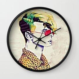 Thrift Shop Manaquin   Wall Clock