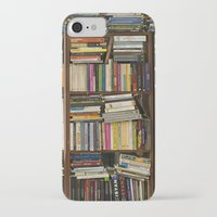 books iPhone & iPod Cases featuring books by laika in cosmos