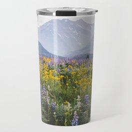 Waterton Wildflowers Travel Mug