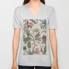 Botanical Stravaganza Unisex V-Neck