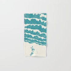 To the sea Hand & Bath Towel