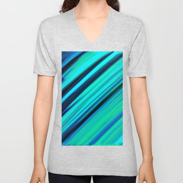 The Space Between Unisex V-Neck