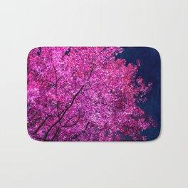 violet tree IV Bath Mat