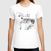 sterek T-shirts featuring Eternal Sterek by MGNemesi