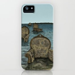 Alices Tears iPhone Case