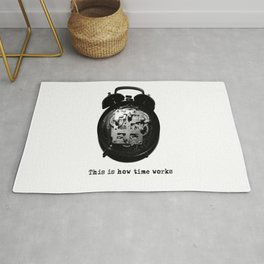 How time works Rug