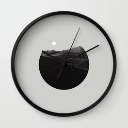 in shapes Wall Clock