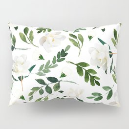 Magnolia Tree Pillow Sham