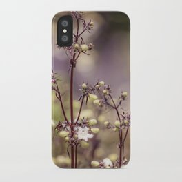 Fairy bloom iPhone Case
