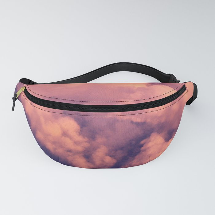 Cloudscape II Fanny Pack