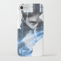 david tennant iPhone & iPod Cases featuring Tennant by Envide