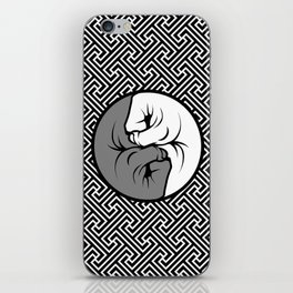 Way of the Fist iPhone Skin