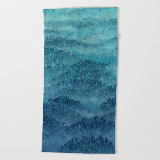 Eastern Hills Beach Towel