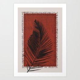 Rongorongo Art Print