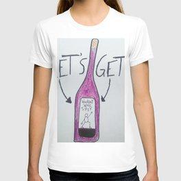Weekday Wine Tipsy T-shirt