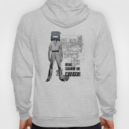 Beau comme un Camion Hoody