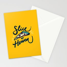 Slice of Heaven 3/3 Stationery Cards