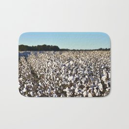 Cotton Field 26 Bath Mat