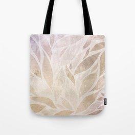 Brownie leaves Tote Bag