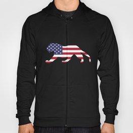 "Tiger ""American Flag"" Hoody"